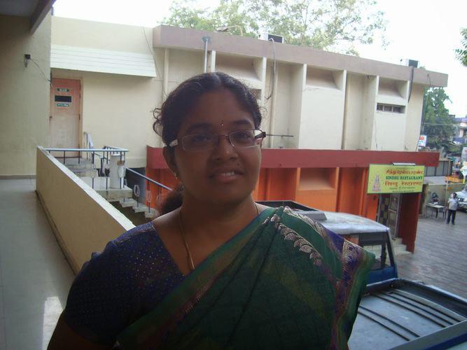 Interview with Nirmala Santhakumar