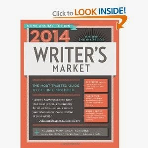 Buy the 2014 Writer's market book
