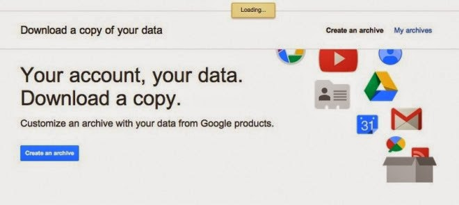 How to export and download your Orkut Data safely