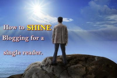 shine-blogging-with-less-readers