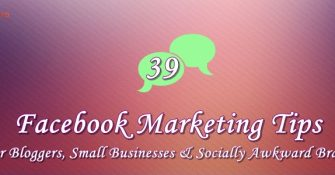 Facebook-marketing-tips-for-bloggers-small-business-brands