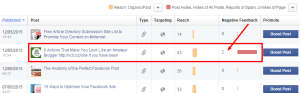 how-to-check-spam-report-on-facebook