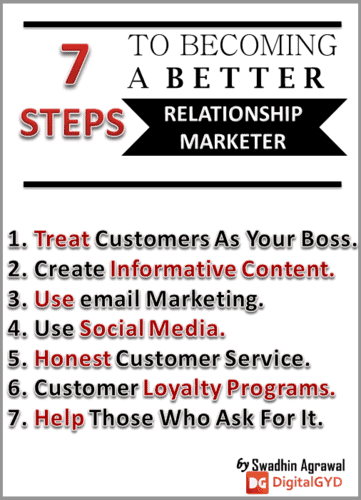 top 7 Relationship marketing strategies 2019