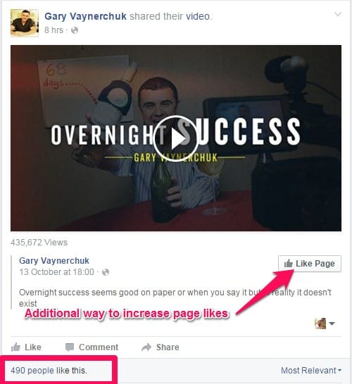 How to get a lot of Facebook likes & Shares [9 Fast & Free Tricks]