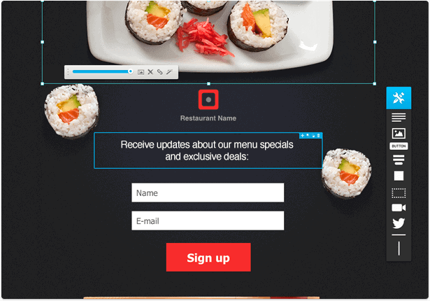 how to make landing pages with getresponse examples (1)