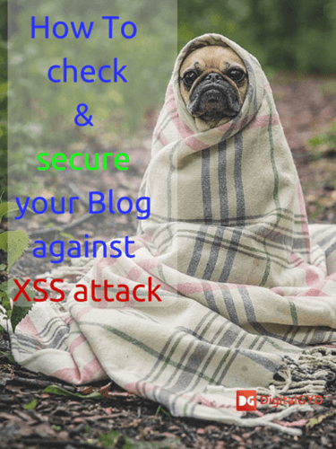 How To check & secure your WordPress Blog against XSS attacks