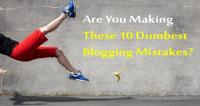 top blogging mistakes to avoid for successful blogging