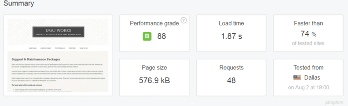 Flywheel Hosting Review: Testing Site loading times and performance benchmarks