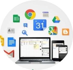 get google apps for work