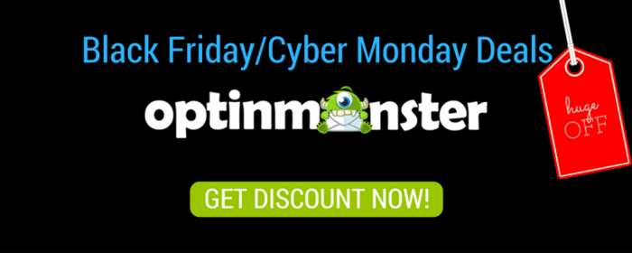 OptinMonster Black Friday Deals 2019: Get Highest Discount Coupons