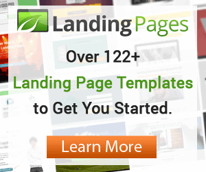 Thrive Landing Pages Get Over 122 Ready-made Landing Page Templates