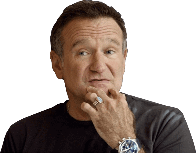 Robin Williams movie quotes and life facts
