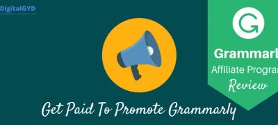 Grammarly Affiliate Program Review 2021: Complete Details (+ $25 Activation Bonus)