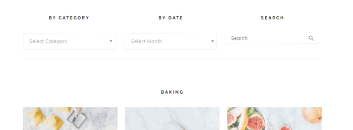 Organized Recipe Index Custom Template By Foodie Pro