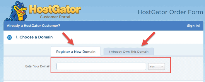 How to buy Hostgator 1 cent web hosting deal