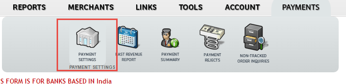 WP Engine Affiliate Payout Settings In Shareasale