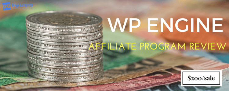 WPEngine affiliate program review: