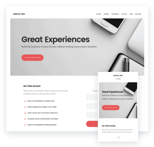 Genesis StudioPress themes review
