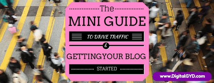 How to direct traffic to your website (Increase website traffic)