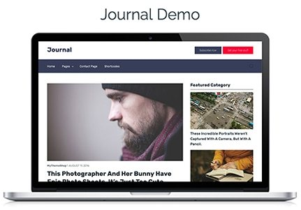 clean theme by mts journal layout