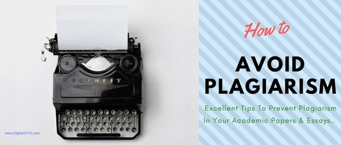 10 working tips on how to avoid plagiarism and duplicate content from your website or blog