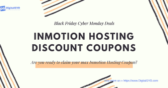Get Max Discount With Our InMotion Hosting Black Friday Deal 2017