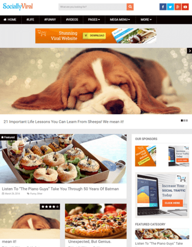 socially viral theme by mythemeshop download for free
