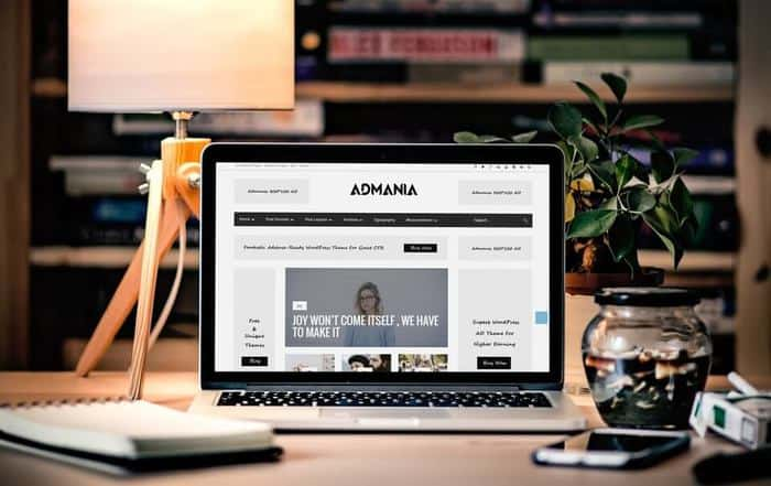 Admania theme review-Best AdSense optimized magazine and lifestyle blog theme