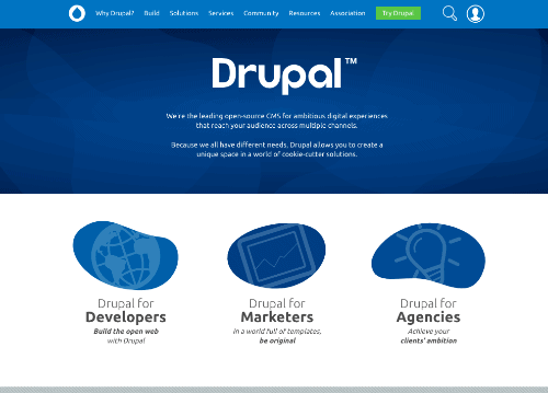 Drupal: Advanced Alternative To WordPress