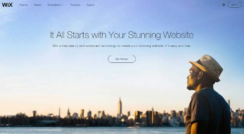 Wix WordPress Alternative CMS