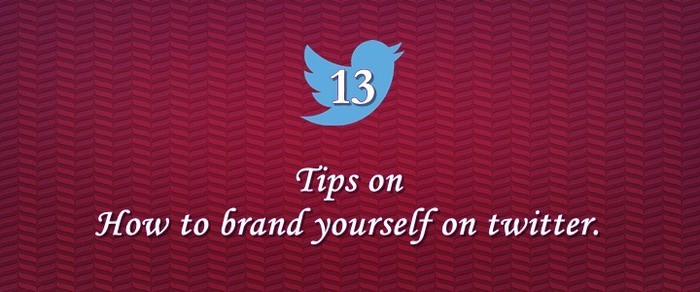Twitter Branding Strategy: How To Brand Yourself On Twitter