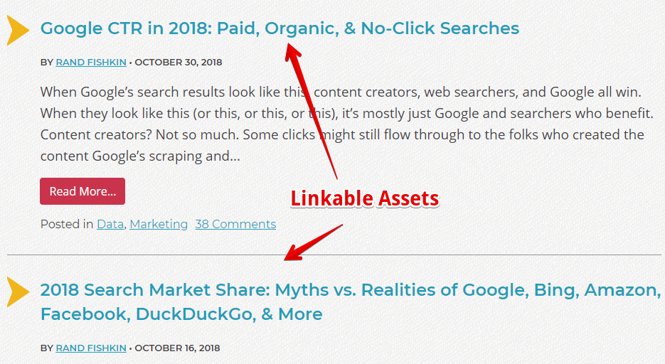how to build backlinks for new website