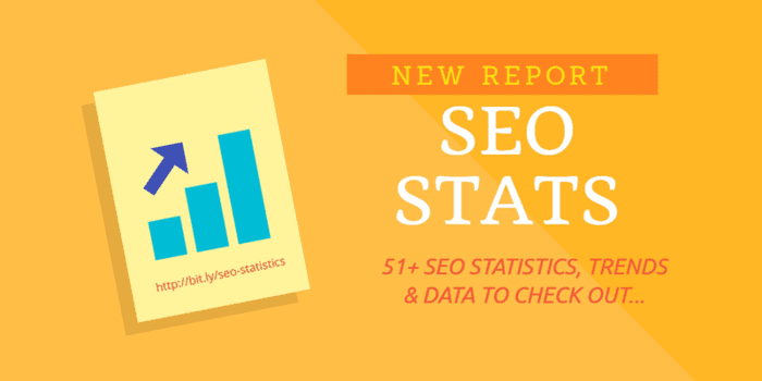 SEO statistics trends and data