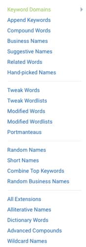 Namestation blog name generator