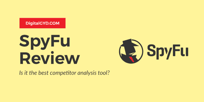 SpyFu Review 2019: Best Competitor Research Tool For SEO & PPC Keyword Research