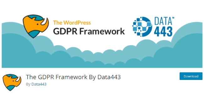 The GDPR Framework WordPress Plugin For GDPR Compliance
