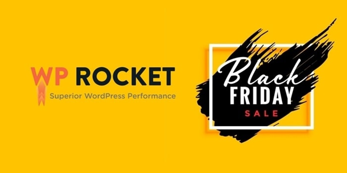 WP Rocket Black Friday Deal & Discount Coupon for 2019