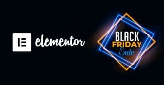 Elementor Black Friday Deal Discount Coupon 2019
