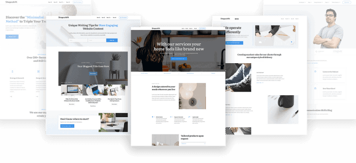 Thrive theme builder - best WordPress blog theme