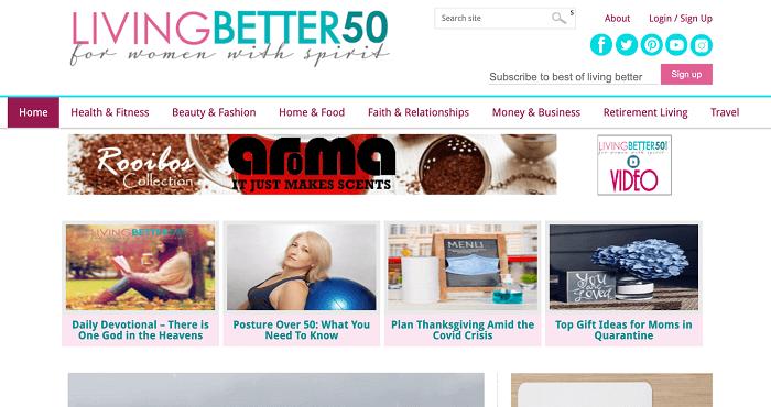 Living Better50