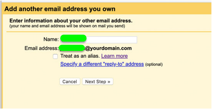 add multiple email address