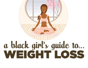 A black girl's guide to weight loss blog