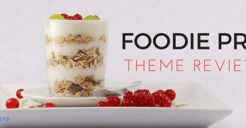 Foodie pro theme review: Indepth review and guide to the best genesis child theme for food blogs