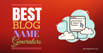 Best blog name generators in 2019 to find great domains name ideas