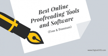 Best Online Proofreading Tools Free