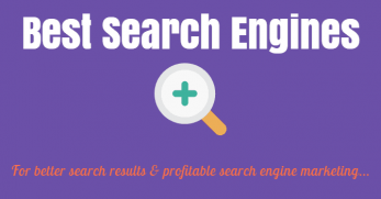 Best Search Engines 2020