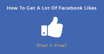 how to get a lot of Facebook likes free fast