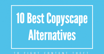 Best Copyscape Alternatives