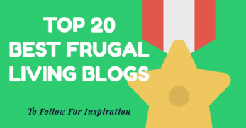 Top 20 Best Frugal Living Blogs 2018 To Follow